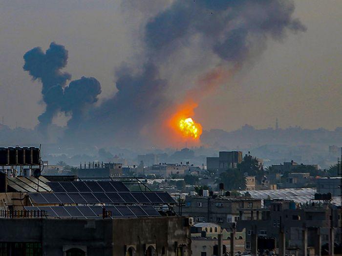Израиль начал масштабную операцию против боевиков из Газы. ХАМАС расширил радиус обстрела