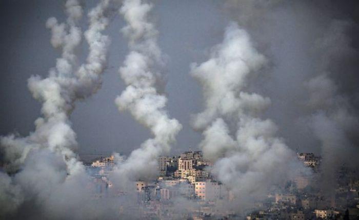 ХАМАС расширил радиус обстрела Израиля из сектора Газа