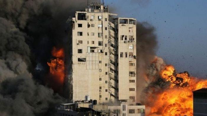 Война между Израилем и ХАМАС: стороны выпустили сотни ракет, число жертв растёт