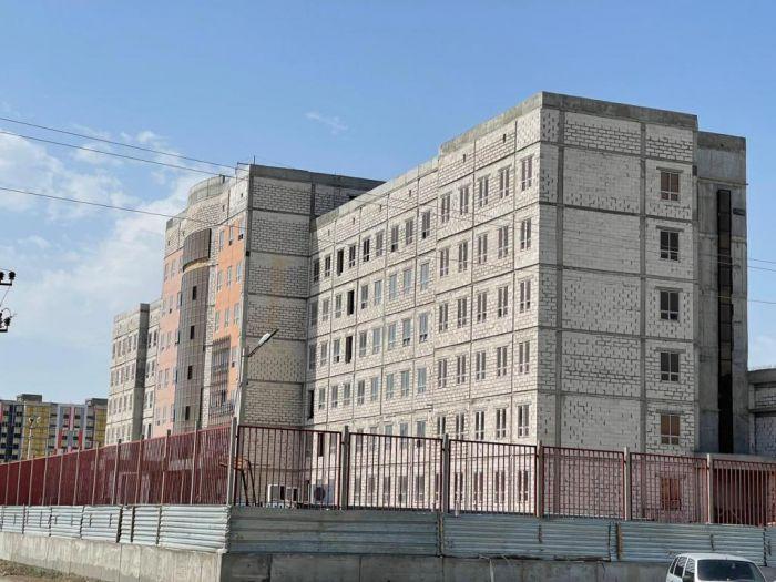 Атырауская полиция переедет в шикарный комплекс
