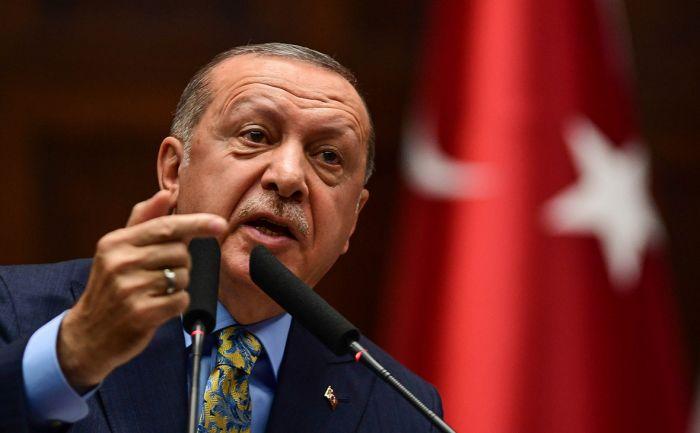 Эрдоган заявил о перешедшем все границы Израиле