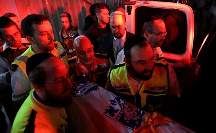 Число пострадавших при обрушении в синагоге в Израиле превысило 160