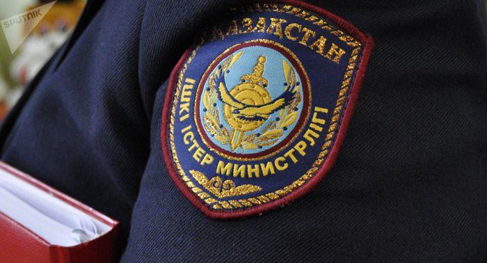Департамент собственной безопасности МВД провел обыски в регионах Казахстана