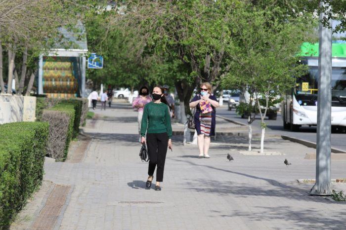 Атырауская область перешла в «красную» зону по темпам распространения COVID-19