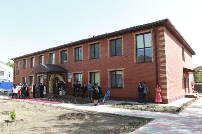 Каспийский трубопроводный консорциум  подарил Атырау новый Дом юношества