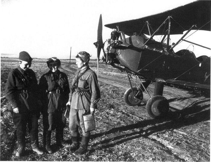 «Ночные ведьмы» - бомбардировочный полк Сталина, состоявший только из женщин