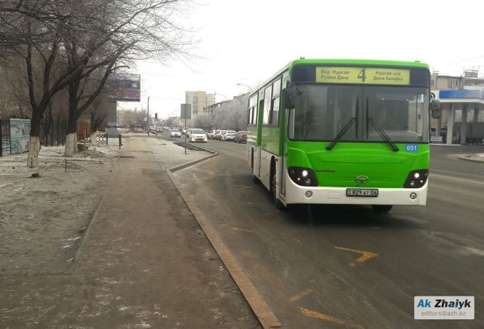 Смерть под автобусом