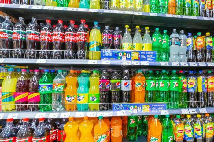 Безалкогольные напитки хотят приравнять к алкоголю