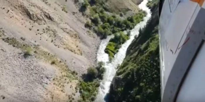 Найден рюкзак одного из пропавших туристов в Туркестанской области