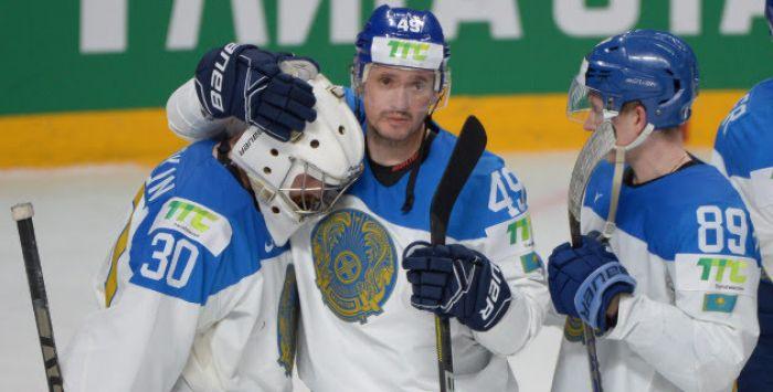 Казахстан завершил выступление на чемпионате мира по хоккею в Латвии