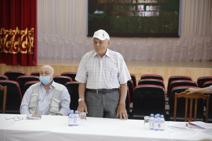 Как крымские болгары попали в Казахстан