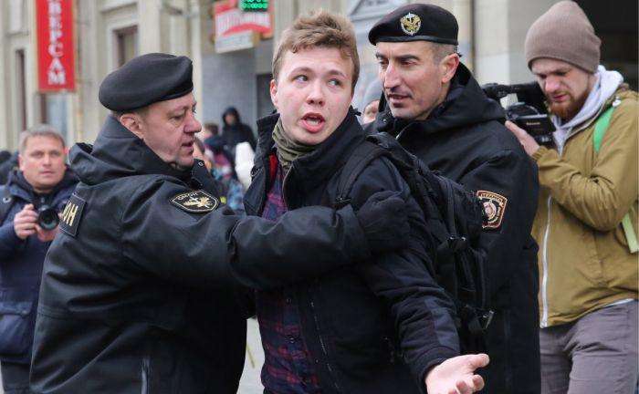 Лукашенко ответил на просьбу ЛНР передать Протасевича