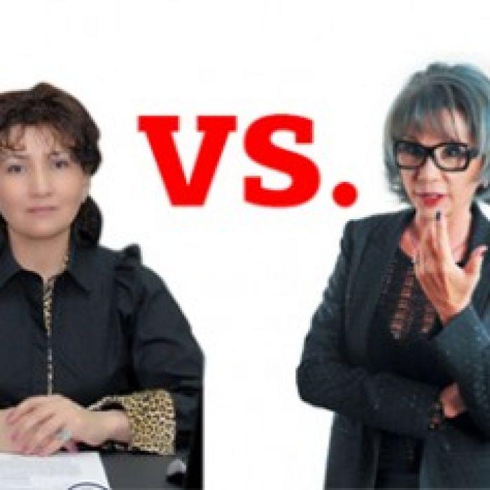 Аханова vs. Ергалиева. День открытых ходатайств