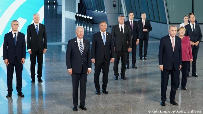 Как на саммите НАТО встречали Байдена и что решили о России