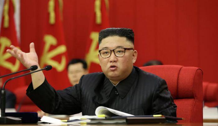 Ким Чен Ын заявил о проблемах с продовольствием в стране