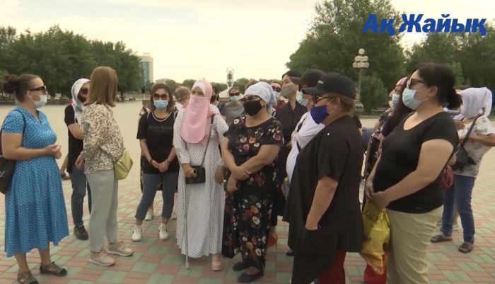 «Горячий» диалог женщин с замакима области