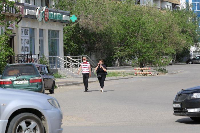 62 человека заразились коронавирусом в Атырау за сутки