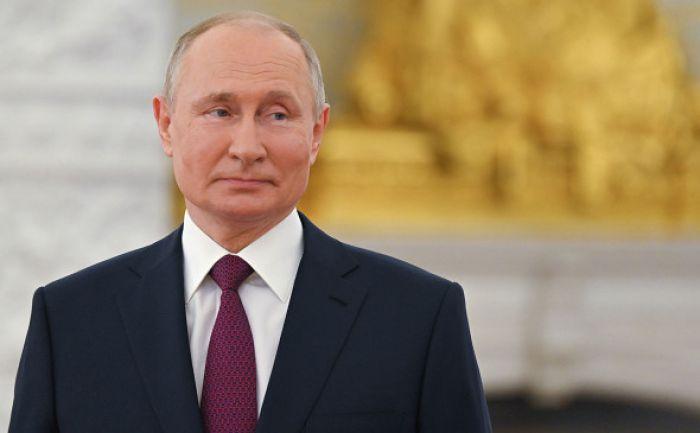Путин в статье Die Zeit назвал Россию частью Европы