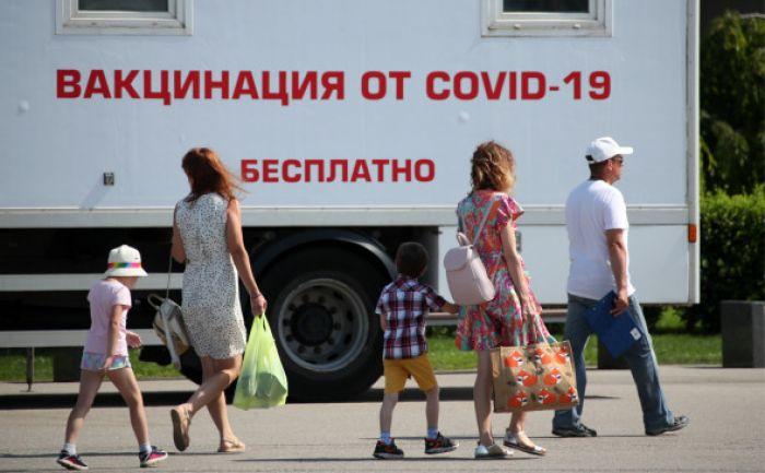 ВОЗ изменила позицию по вакцинации детей от COVID-19