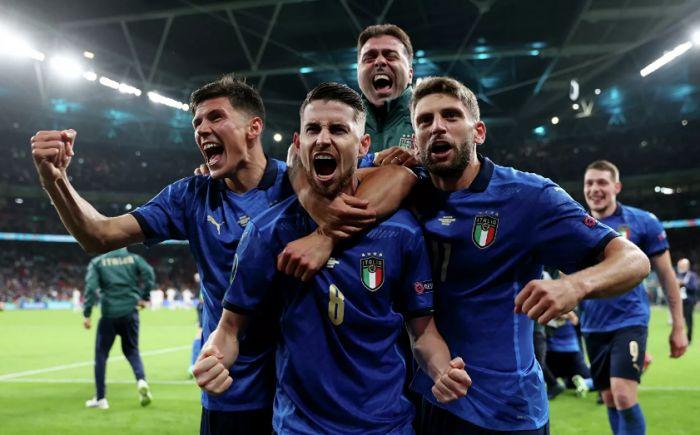 Сборная Италии обыграла Испанию и стала первым финалистом ЕВРО-2020