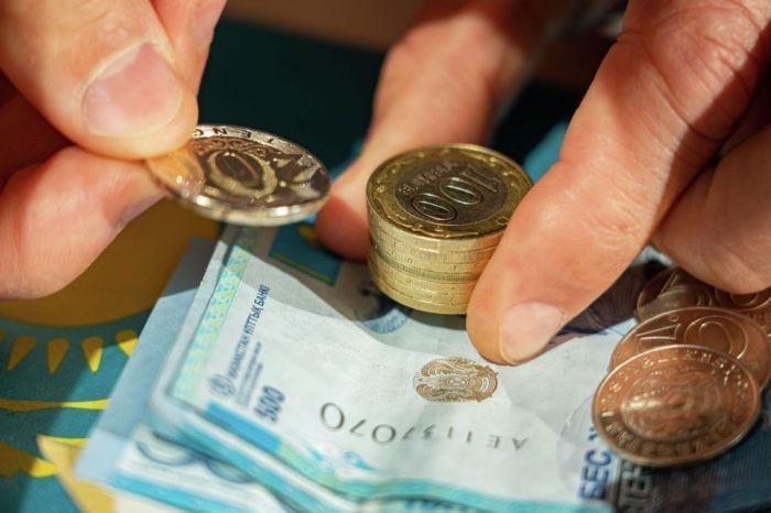 В Казахстане средний размер пенсии составил менее 100 тысяч тенге