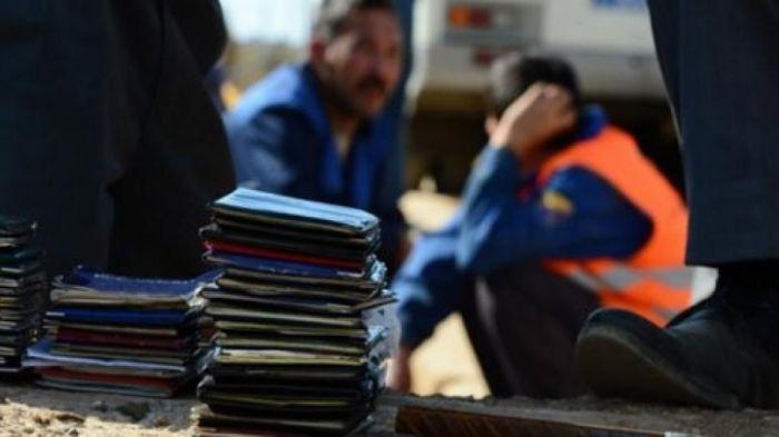 22 иностранца выдворены из страны в Атырауской области