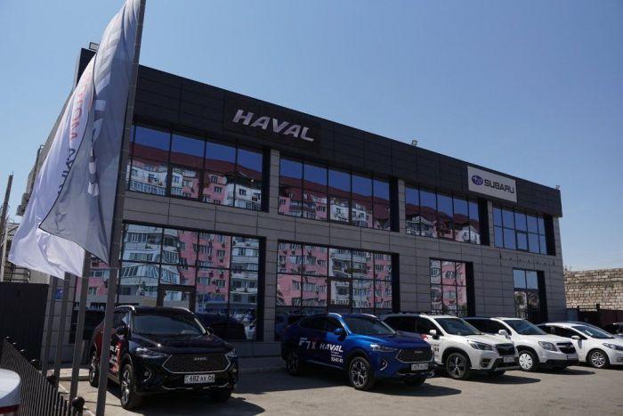 Добро пожаловать в дилерский центр Subaru и Haval!