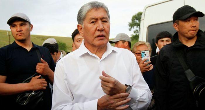Экс-президента Кыргызстана обвинили в организации массовых беспорядков