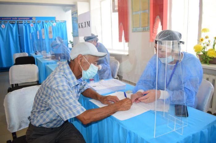 Как проходят выборы в Атырауской области