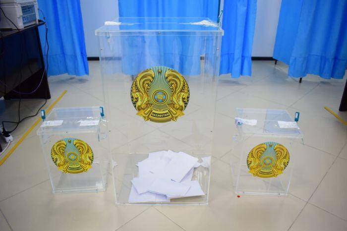 К 15 часам в Атырауской области проголосовало 62% избирателей