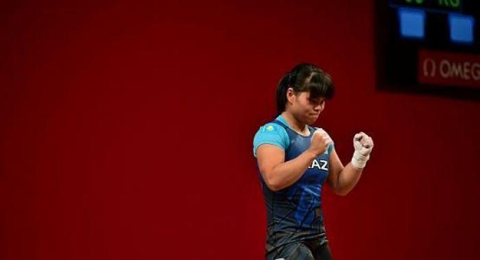 Зульфия Чиншанло стала бронзовым призером олимпийских игр в Токио