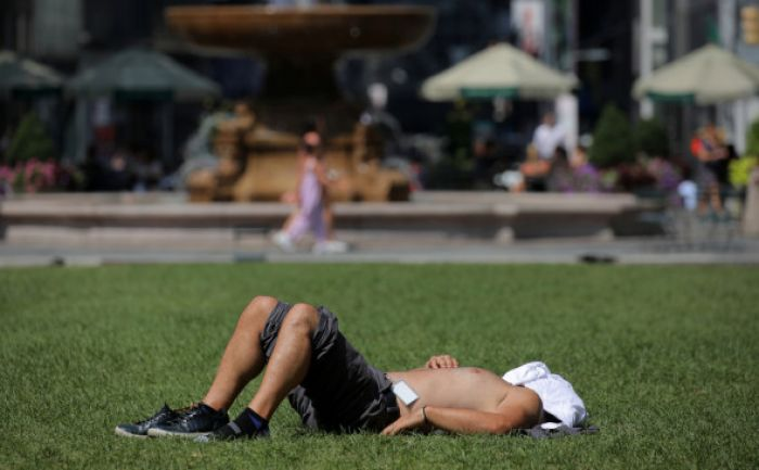 Ученые предсказали новые рекорды жары в будущем