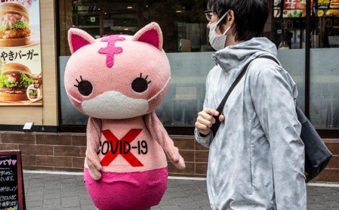 Токио побил рекорд по заражениям COVID-19 на фоне Олимпиады
