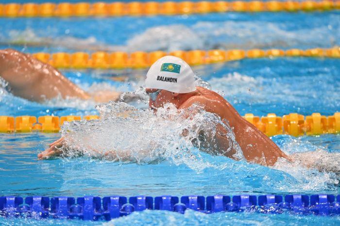 Дмитрий Баландин не смог выйти в финал Олимпийских игр в Токио