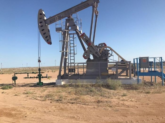Очередная забастовка: работающие на Каражанбасе нефтяники не вышли на работу