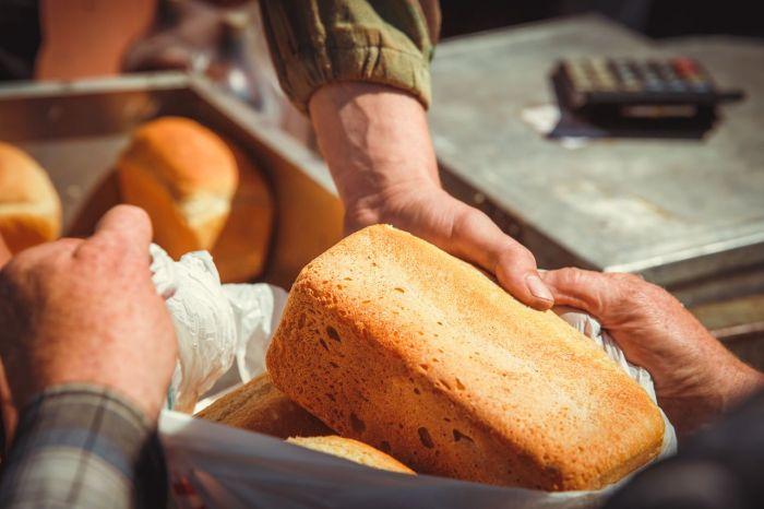 Производство хлеба падает, цены растут. За год хлеб подорожал на 6%