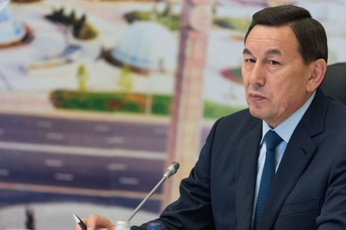 Калмуханбет Касымов освобожден от должности