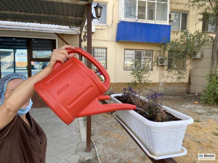 На западе Казахстана снова жара - Казгидромет