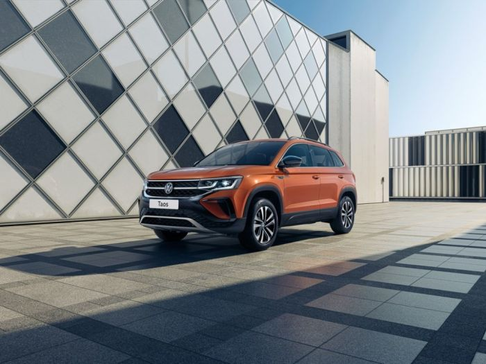 Автосалон Volkswagen Centre Atyrau объявляет старт продаж абсолютно нового Volkswagen Taos