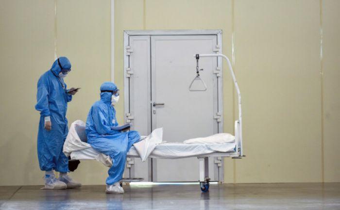 COVID-19 и пневмония в Казахстане: более 8 тысяч заболело, 104 – умерли