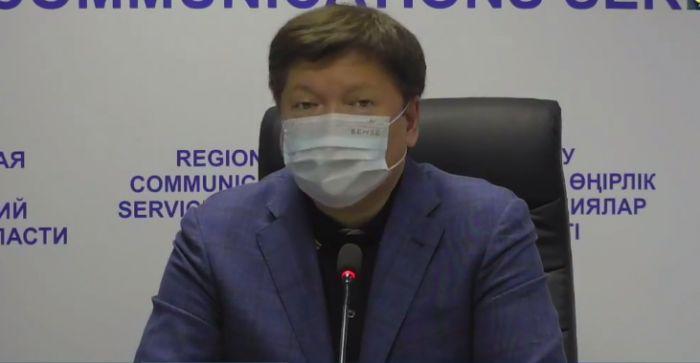 Эпидситуация в Атырауской области – Брифинг