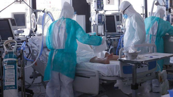 81 пациент с COVID-19 находится в тяжёлом состоянии в Атырауской области