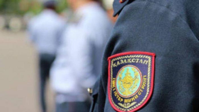 В Атырау приговорили к 7 годам полицейских-наркоторговцев