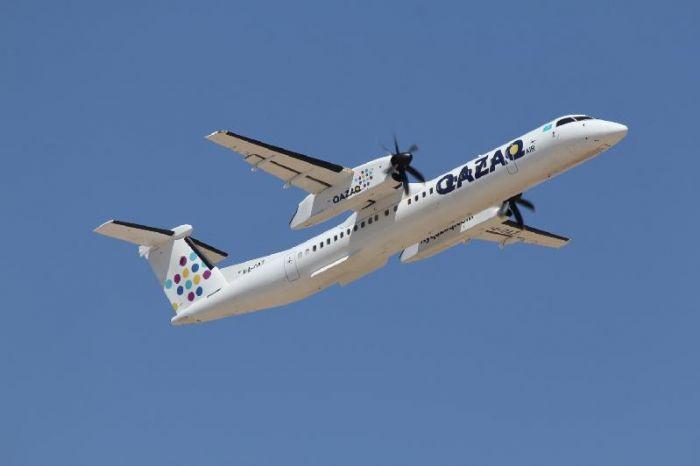 Воздушные суда QAZAQ AIR перешли под казахстанскую регистрацию
