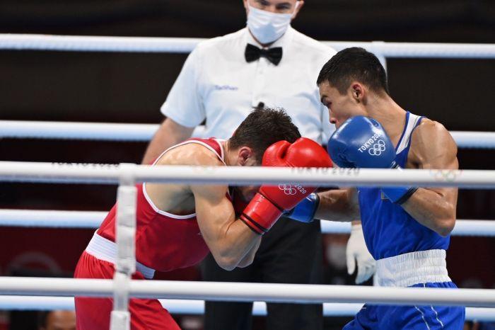 Боксер Сакен Бибосынов: Я сделал все возможное