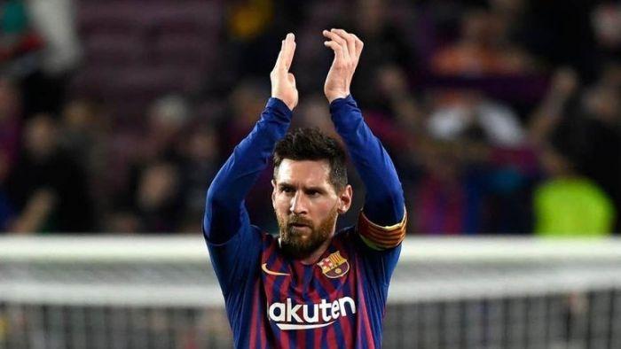 «Барселона» объявила об уходе Месси