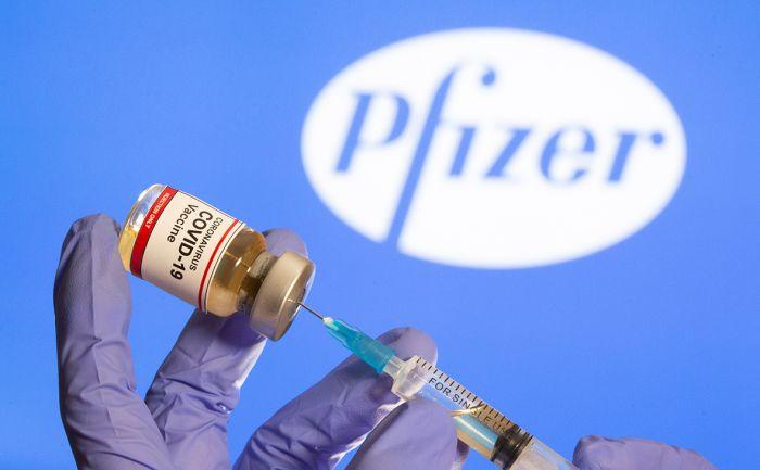 Вакцину Pfizer можно будет прививать и детям