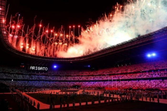 Олимпийские игры в Токио объявлены закрытыми