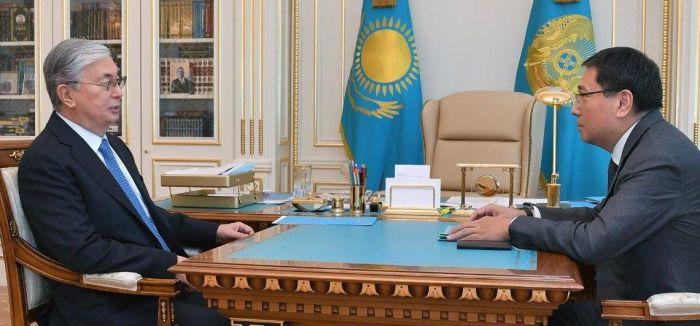 Принять меры по стабилизации инфляции поручил Токаев