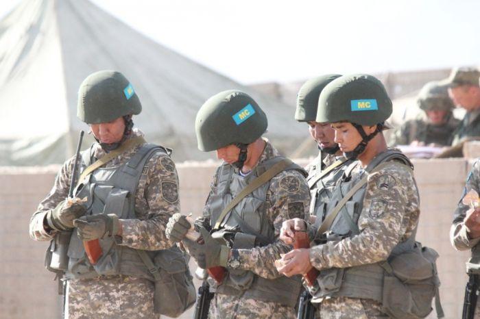 Шойгу призвал ОДКБ готовиться к вторжению боевиков из Афганистана